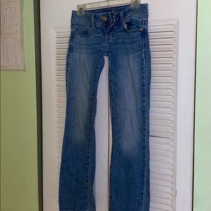 American Eagle Jeans Slim Boot Stretch Short